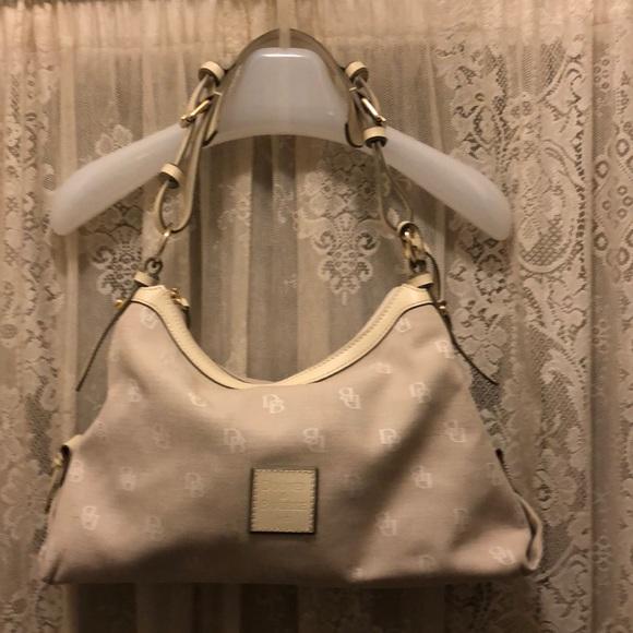 Dooney & Bourke Handbags - DOONEY & BOURKE(NEW)-BUT SOMEHOW GOT A SML SPOT